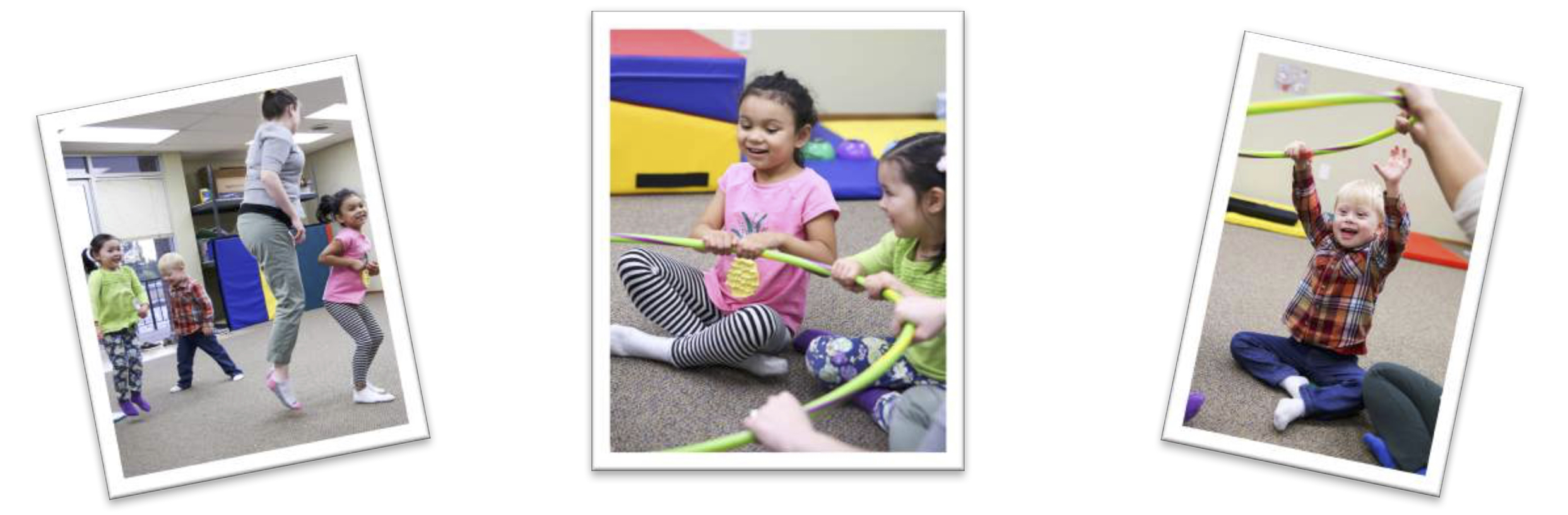 Sound In Motion - Therapeutic Social Skills Class for Young Children